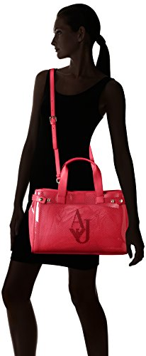 Armani Jeans 9225917P780, Bolso Mujer Rojo (Persian Red 07676)