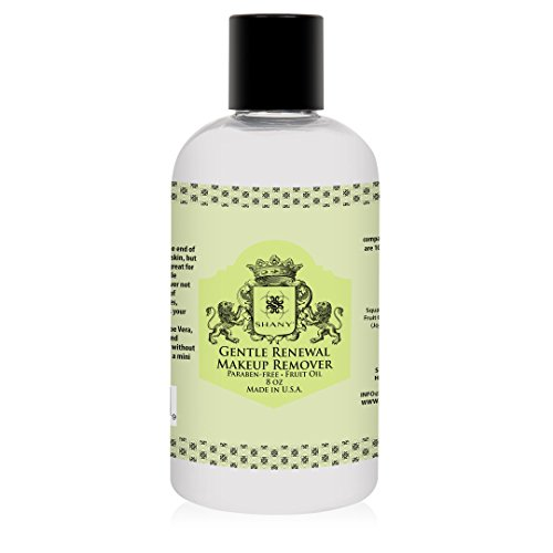 Price comparison product image SHANY Gentle Renewal Makeup Remover, 8 Fluid Ounce