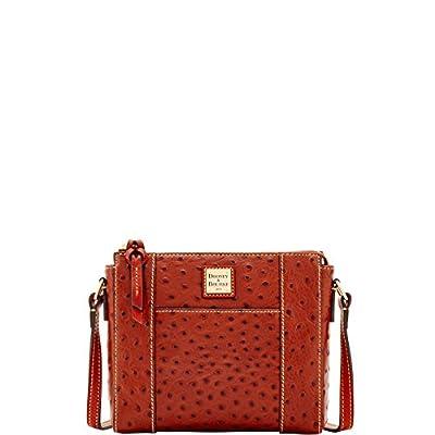 409d832c32b4 60%OFF Dooney   Bourke Ostrich Lexington Crossbody Shoulder Bag ...