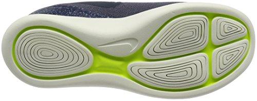 Femme Essential W Lunarcharge Hyper Nike Blue Chaussures de Trail Verde True nEYxPTx