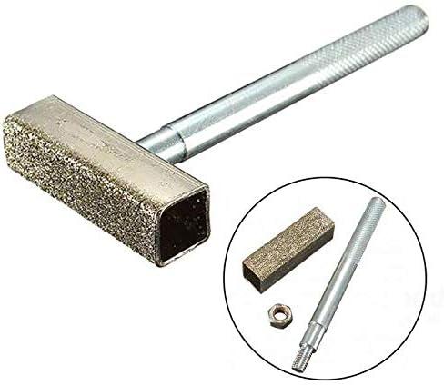 Diamantschleifscheibe Schleifscheibenschleifer Schleifscheiben-Abrichter 50 x 16 mm IKAAR Schleifscheibenabrichter Diamant Grinding Wheel Dresser Schleifscheibenabrichter Diamantschleifer