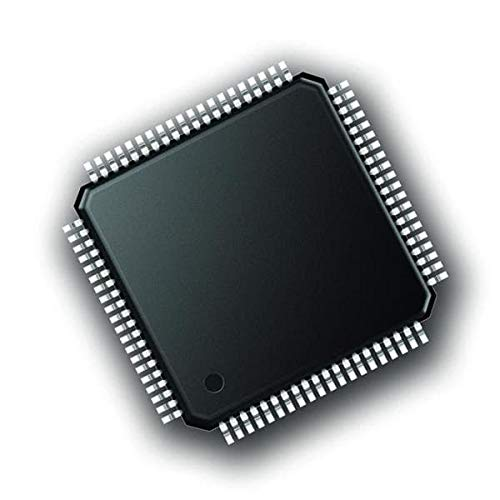 Digital Signal Processors & Controllers - DSP, DSC 20MIPS 144 KB, Pack of 10 (dsPIC30F6010A-20E/PT)