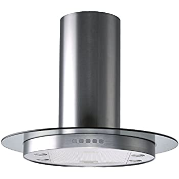 Amazon Com Nt Air Ka 123 Cs Island Range Hood Stainless