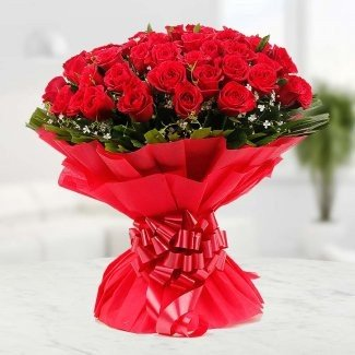 Flaberry Beautifully Yours – 35 Red Roses