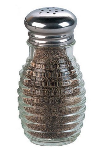 (American Metalcraft (BHM2) 2 oz Beehive Salt or Pepper Shaker )