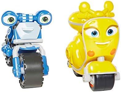 Ricky Zoom T20045 Pack Loop & Scootio