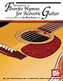 Favorite Hymns for Acoustic Guitar, Rick Foster, 0786604549