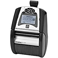 Zebra QLN320 Direct Thermal Printer - Monochrome - Portable - Label Print - 2.90 Print Width - Peel Facility - 3 in/s Mono - 203 dpi - 128 MB - Bluetooth - Wireless LAN - (Certified Refurbished)