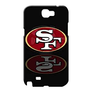 samsung note 2 Sanp On Skin Protective Cases phone carrying case cover san francisco 49ers nfl football