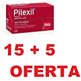 PILEXIL AMPOLLAS ANTICAIDA 20 amp 15+5 lab. Lacer NUEVO MONOVARSALUD Hair Everyday