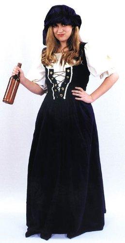 [Renaissance Peasant Blouse] (Peasant Halloween Costumes)