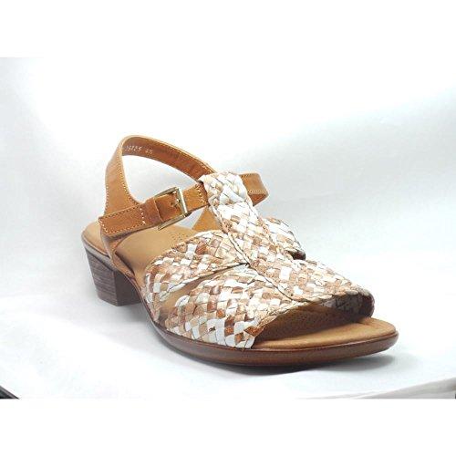 ara - Sandalias de vestir para mujer marrón canela canela