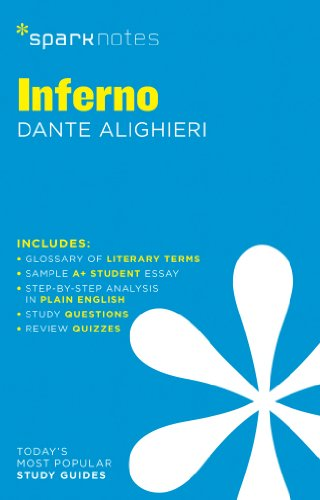 sparknotes dantes inferno