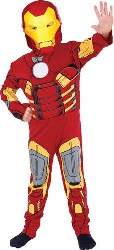Premium Iron Man Fancy Dress Costume - Small size (disfraz): Amazon.es: Juguetes y juegos