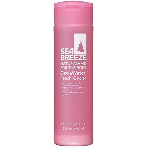 Shiseido SEA BREEZE | Antiperspirant | Deodorant & Water Peach Cooler 160ml