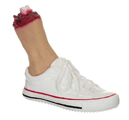 Severed Jogger Foot -