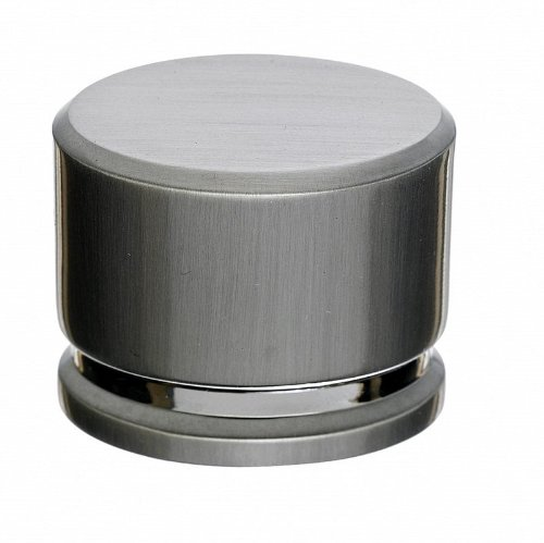 Top Knobs TK61BSN  Oval Knob Nickel