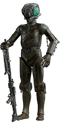 Scum & Virani Of Star Wars Star Wars 4-LOM 1/6 scale plastic painted action figure 4 Lom Action Figure