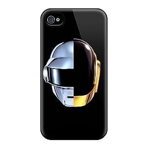 Durability Case For Apple Iphone 5C Case Cover (daft Punk Random Access Memories)