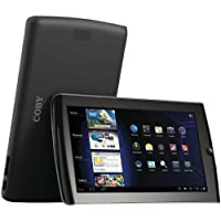 Coby Kyros 7-Inch Android 4.0 4 GB Internet Tablet 16:9 Capacitive Multi-Touch Widescreen, Black MID7036-4