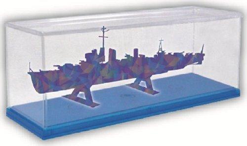 モデルカバー スクエア超横長 ブルークリア 「プレミアムパーツコレクション」 PPC-Kn14BL