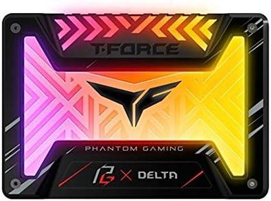 DISCO DURO 2.5 SSD 1TB SATA3 ASROCK DELTA PHANTOM RGB: Amazon.es ...