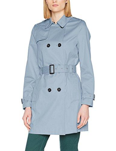 Blue para Esprit Azul Abrigo 440 Mujer Light Xwq5UvrqZ