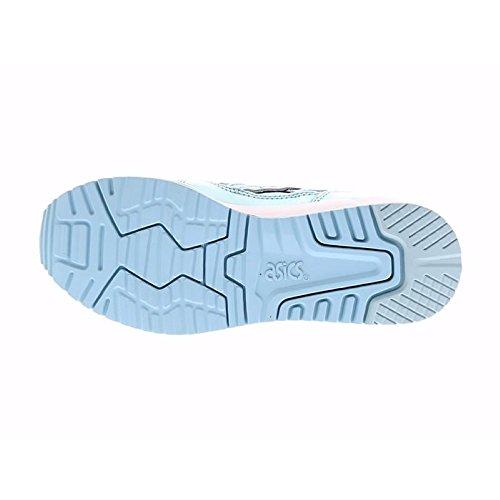 bleu Asics pour bleu Baskets mode femme qpTHw