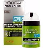 Loreal Paris Men Expert White Activ Oil Control Moisturiser 50ml