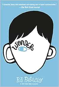 Image result for wonder book cover