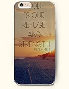 Diy For Touch 5 Case Cover Hard With the of god is our refuge and strength psalm 46:1 - Case for Verizon, AT&T Sprint, T-mobile