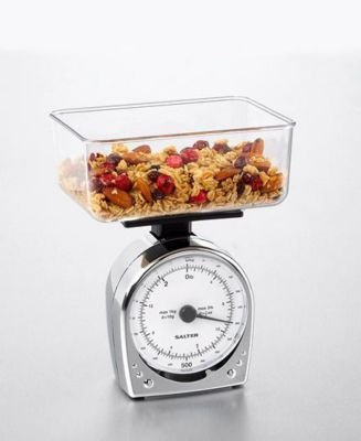 Salter Chrome Diet Scale 051CRDR by Salter