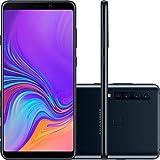 Smartphone Samsung Galaxy A9, 128Gb (Preto)