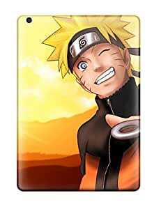 Sanp On Case Cover Protector For Ipad Air (free Sunny Naruto 90396)