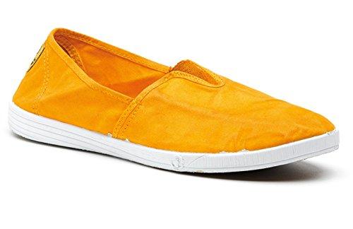 per in Disponibili 305E 664 Tela con Sneakers World Stile Uomo Eco Vari Modello Classico Elastico in Colori Scarpe Natural Vegan CX0wx