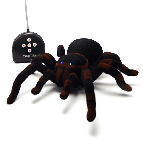 Tarantula Component - Tipmant Large Size 4CH RC Spider Tarantula High Simulation Remote Radio Control Vehicle Car Electric Toy