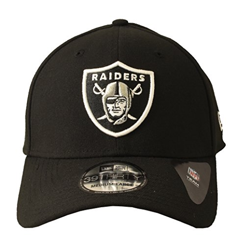 NFL Oakland Raiders Team Classic 39THIRTY Stretch Fit for sale  Delivered anywhere in USA