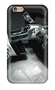 Durable Protector Case Cover With Tron Legacy Light Car Hot Design For Iphone 6
