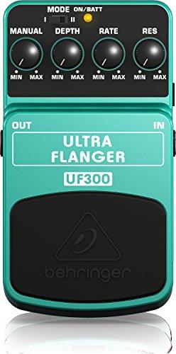 Behringer UF300 Flanger 2 Mode Effects