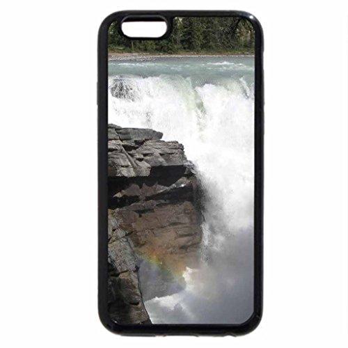 iPhone 6S / iPhone 6 Case (Black) Athabasca Falls,Jasper,Alberta,Canada
