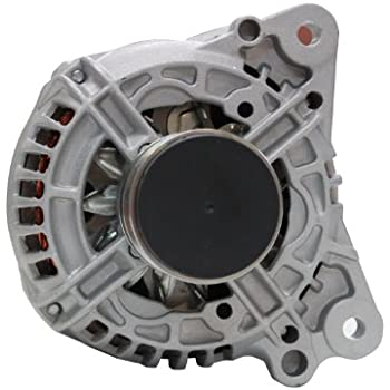 TYC 2-11254 New Alternator for Volkswagen