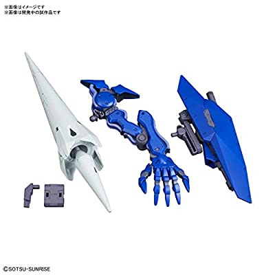 Bandai Hobby HGBD 1/144#15 Seltsam Arms Gundam Build Divers: Toys & Games