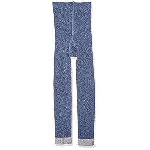 ESPRIT Kids Sage Leggings – Cotton Blend, In Grey, Blue or Pink, UK sizes 6 (kid)-8 (EU 98-164), 1 Pair – Skin friendly, easy care, reinforced stress zones for optimum durability