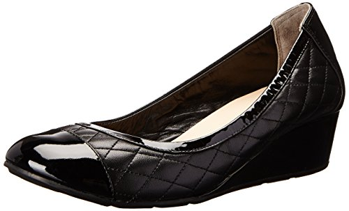 Cole Haan Women's Tali Pump,Black Quilted,6.5 B US