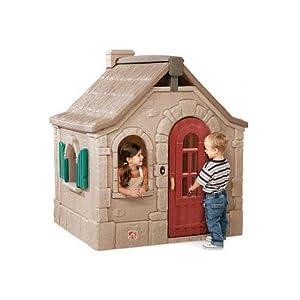 Amazon.com: Step2 Naturally Playful Storybook Cottage ...