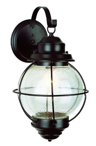 Nautical Lantern Outdoor Wall Light - 6