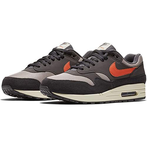 Max Gr oil Homme Running Gris thunder Air Compétition Nike De 1 Chaussures wild Mango 004 Grey pTw6q