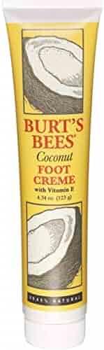 Burt'S Bees Burt's bees coconut foot cream, 4.34 Ounce