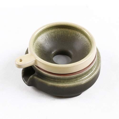 Creative Ceramic Tea Strainer Tea Set Accessories by Zhiyuan