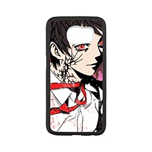 Samsung Galaxy S6 Phone Cases White Rosario + Vampire EKH417965